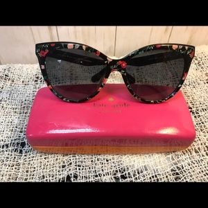 be5a54f774ff Kate Spade Hello Sunshine Sunglasses